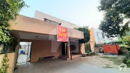 One Kanal Beautiful Villa Available For Rent Near Dha 3d Cinema Prime Location