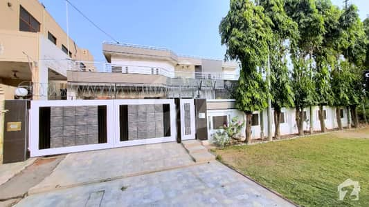 Fresh Renovated One Kanal Look Like New Bungalow Near McDonalds Once Visit