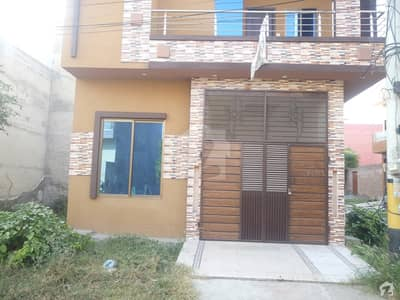 4 Marla House Up For Sale In Lahore Medical Housing Society