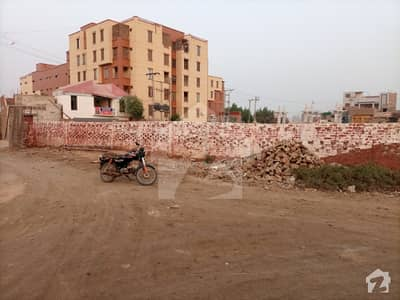150 Sq Yards Corner Plot Available For Sale