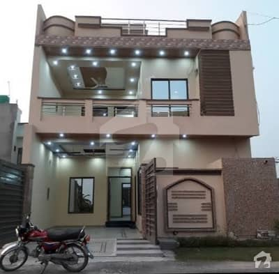 6 Marla Luxury House Double Storey For Sale