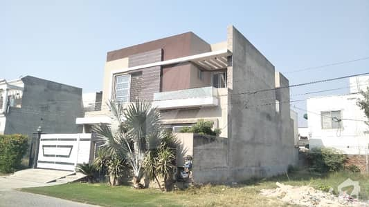 Maan Offer 10 Marla Beautiful House Is Available For Urgent Sale In Eden City