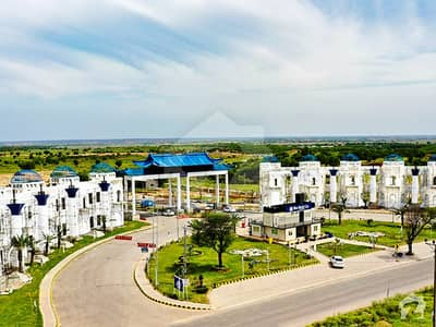 10 Marla Residential Plot File Is Available For Sale In Blue World City