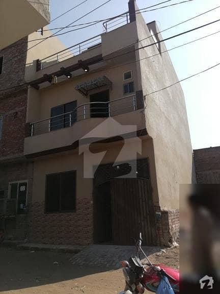 شیر شاہ کالونی بلاک سی شیرشاہ کالونی - راؤنڈ روڈ لاہور میں 4 کمروں کا 3 مرلہ مکان 75 لاکھ میں برائے فروخت۔