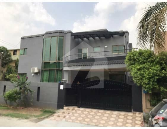 10 Marla House For Sale In Punjab Cooperative Housing Society Lahore