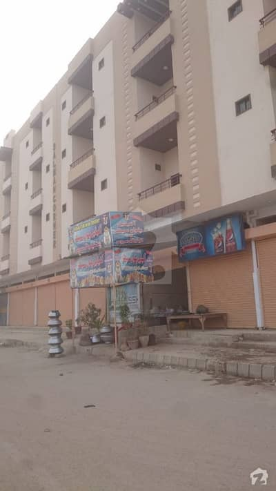 Flat Is Available For Sale In Main Road Good Location Sector 7a Surjani Town