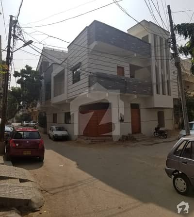 150 Yard Corner House In Central Government Society Block 10 Gulshan E Iqbal