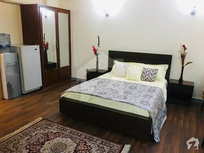 Diplomatic Enclave Fully Furnished Ground Floor Studio Apartment