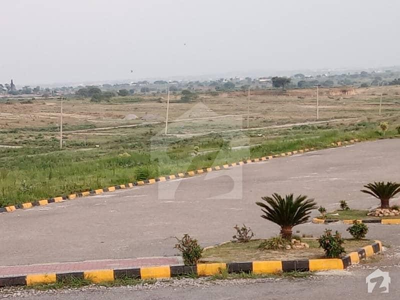 یونیورسٹی ٹاؤن ۔ بلاک ایف یونیورسٹی ٹاؤن اسلام آباد میں 5 مرلہ رہائشی پلاٹ 13.5 لاکھ میں برائے فروخت۔