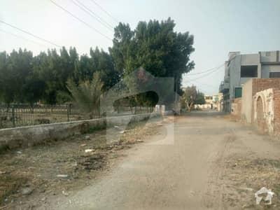 زمیندرا کالونی رحیم یار خان میں 8 مرلہ کمرشل پلاٹ 2.4 کروڑ میں برائے فروخت۔