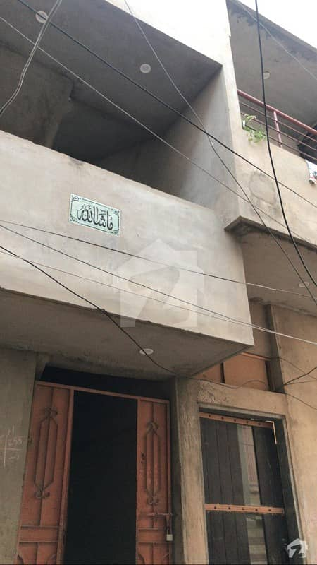 900  Square Feet House Is Available For Sale In Qayyumabad
