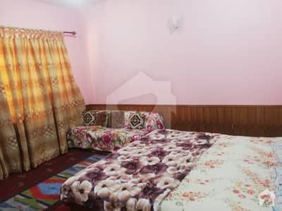 Fully Furnished One Bed Is Available In Upper Portion For Rent In Dha Phase 4
