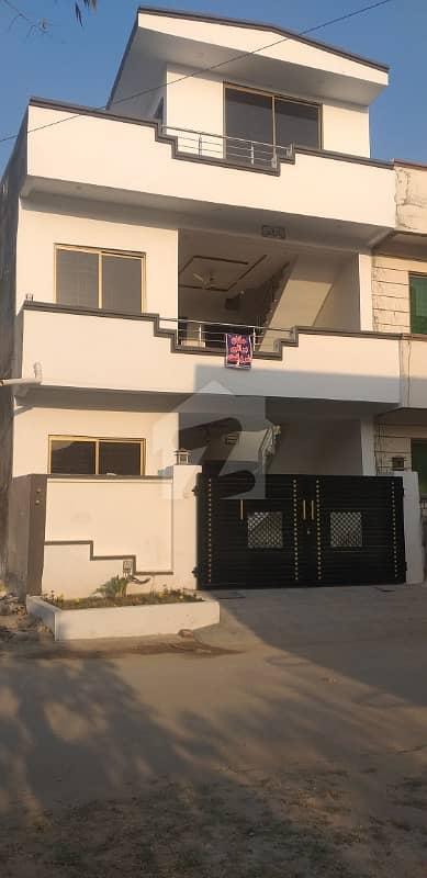 سوان گارڈن - بلاک ایچ ایکسٹینشن سوان گارڈن اسلام آباد میں 4 کمروں کا 6 مرلہ مکان 1.3 کروڑ میں برائے فروخت۔