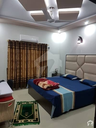 Luxury Full Furnished Villa Available For Sale Precient-1 Bahria Town Karachi