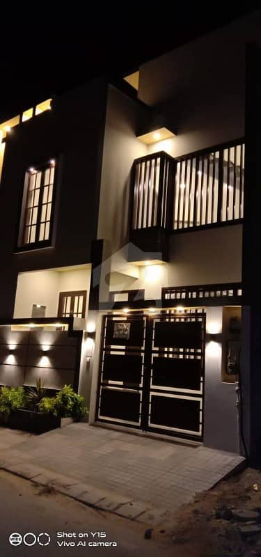 Good 100 Square Yards House For Sale In DHA Defence