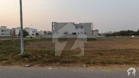 Ideally Located 2 Kanal Residential Plot For Sale In D H A Phase 6 Block J Lahore