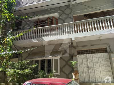 1080  Square Feet Lower Portion Is Available For Sale In Shahra-E-Faisal
