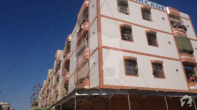 Flat Is Available For Sale In Main Road Good Location Sector 5d Surjani Town