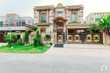 ڈی ایچ اے فیز 6 ڈیفنس (ڈی ایچ اے) لاہور میں 5 کمروں کا 1 کنال مکان 5.35 کروڑ میں برائے فروخت۔