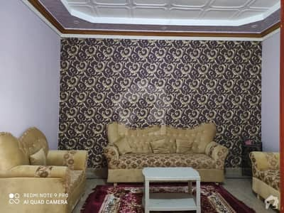 Double Storey House In Cheema Town
