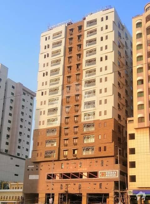 شہید ملت روڈ کراچی میں 4 کمروں کا 11 مرلہ فلیٹ 5 کروڑ میں برائے فروخت۔