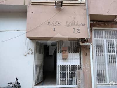 گلشنِ اقبال - بلاک 2 گلشنِ اقبال گلشنِ اقبال ٹاؤن کراچی میں 2 کمروں کا 4 مرلہ فلیٹ 75 لاکھ میں برائے فروخت۔