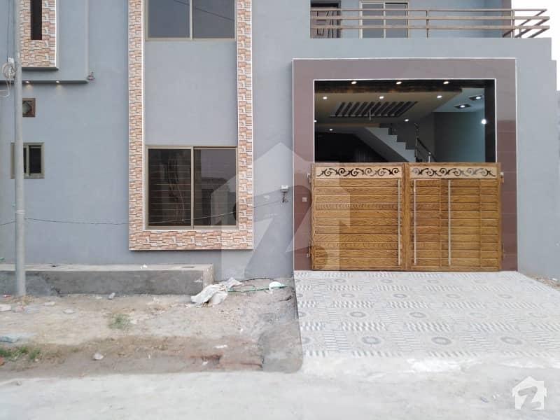 فور سِیزن ہاؤسنگ فیصل آباد میں 3 کمروں کا 4 مرلہ مکان 95 لاکھ میں برائے فروخت۔