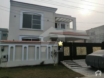 10 Marla House For Sale In Air Avenue - Block L