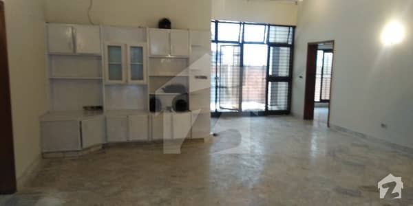 One Kanal Brand New Single Storey House Available For Rent In Phase 7