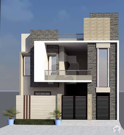 Brand New House 233 Sq Yards Is Available On Booking