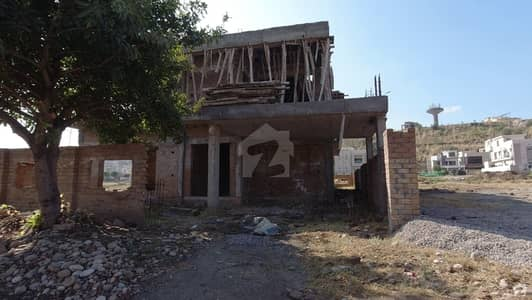 23 Marla House Structure Available For Sale In Bahria Greens  Overseas Enclave  Sector 1