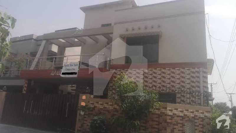 10 Marla 2 Years Old House For Sale In G Block Phase 1 State Life Housing Society Lahore