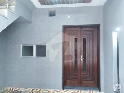 5 Marla Brand New House For Sale In A Block