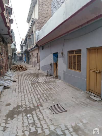4 Marla House For Sale In Haji Camp Peshawar