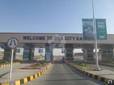 Spacious 4500  Square Feet Residential Plot Available For Sale In Dha City Karachi