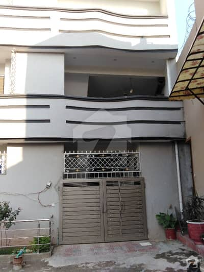 8.75 Sq ft Double Storey House For Sale In Phase 4b At Very Reasonable Price