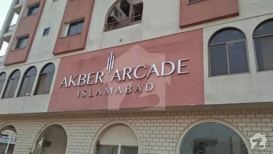 1 Bedroom Apartment For Sale In Akbar Archades Gulberg Islamabad