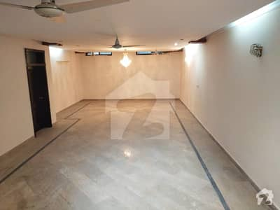 Beautiful Location One Kanal Full House With Basement Are Available For Rent In Sui Gas Society