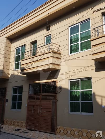 3.5 Marla Double Storey Brand New House For Sale In Lalazar