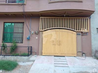 اڈیالہ روڈ راولپنڈی میں 4 کمروں کا 5 مرلہ مکان 85 لاکھ میں برائے فروخت۔