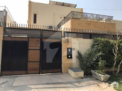 500 Sq Yards Exclusive Bungalow Available Sale