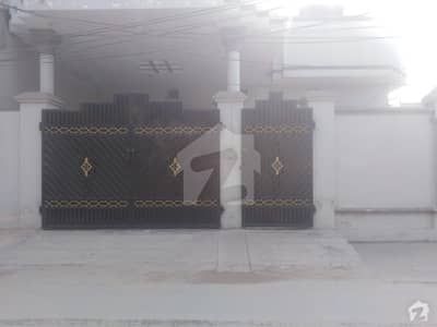 12 Marla Corner Double Storey House For Sale