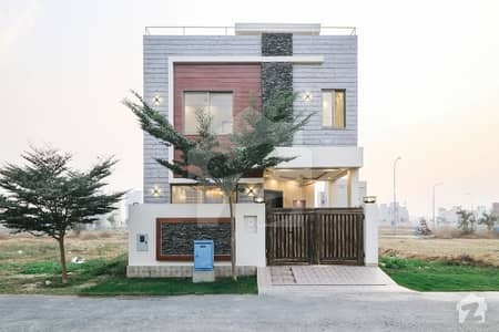 100 Percent Solid 5 Marla Most Beautiful Owner Build House For Sale