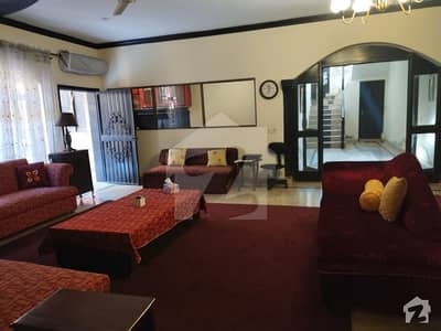 Beautiful Fully Furnished Basement Are Available For Rent In Sui Gas Housing Society Lahore