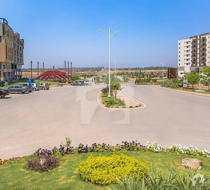 1 Kanal Residential Plot File Available On Installments In Gulberg Greens Islamabad