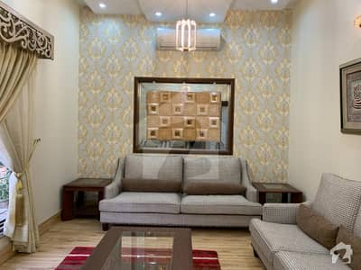 10 Marla Brand New Furnished House For Sale In Sector C