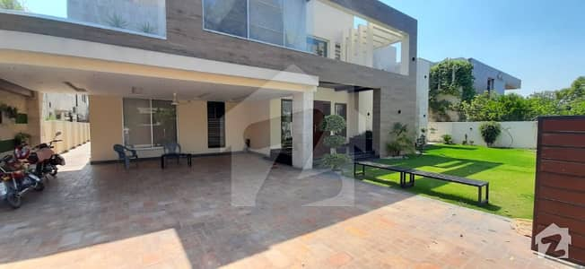 2 Kanal Bungalow With Swimming Pool 2 Master Size Company Kitchen Available For Sale In Dha Phase 2 U