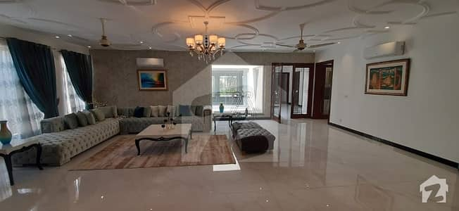 2 Kanal Bungalow With Swimming Pool 2 Master Size Company Kitchen Available For Rent In DHA Phase 2 U