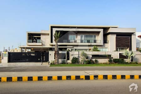 Modern Designer 2 Kanal Brand New Furnished Luxury Bungalow For Sale At Superb Location