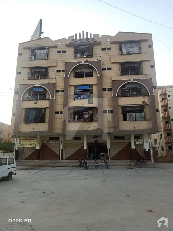 Olympic Pride  Flat Is Available For Sale In Surjani Town Baba Mor
